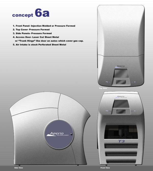 Tissue Sample Scanner Concept